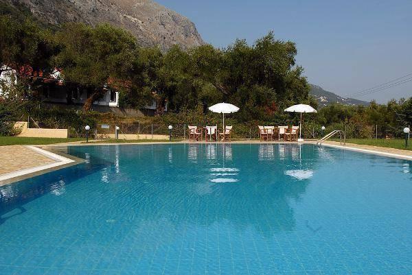 Barbati Beach Villa, Corfu, Greece, Meilleures destinations d'auberge en Amérique du Nord et en Amérique du Sud dans Corfu