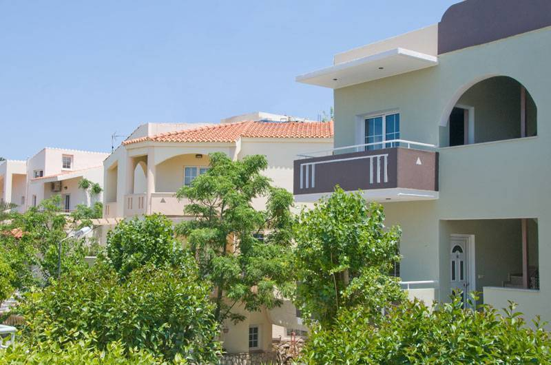 Bay View, Platanias, Greece, bed & breakfasts for vacationing in winter in Platanias