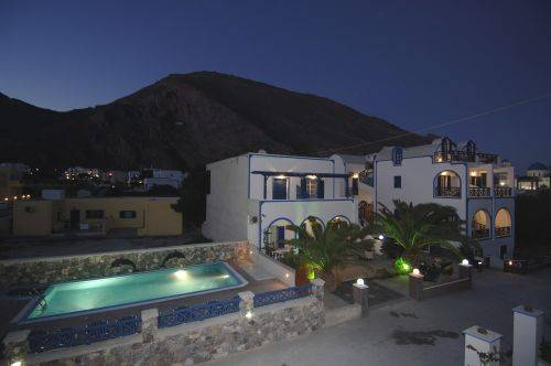 Villa Aretousa, Santorini, Greece, safest bed & breakfasts and hotels in Santorini