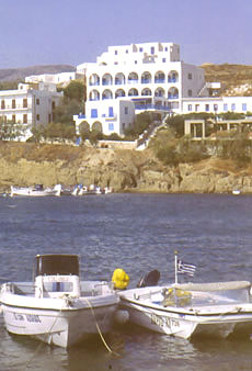 Corali Hotel, Paros, Greece, Greece hostels and hotels