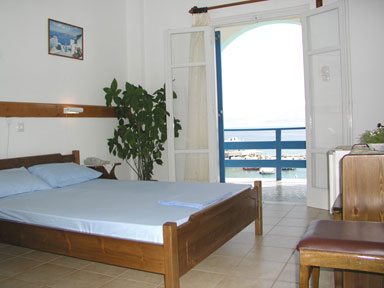 Corali Hotel, Paros, Greece, hostels for vacationing in summer in Paros