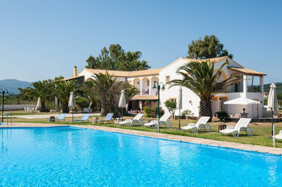 Corfu Sea Palm Residence, Roda, Greece, Greece bed and breakfasts och hotell