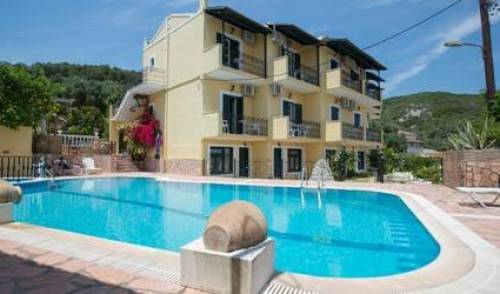 Avra Paradise Sea View Aparthotel - Search available rooms and beds for hostel and hotel reservations in Corfu 1 photo