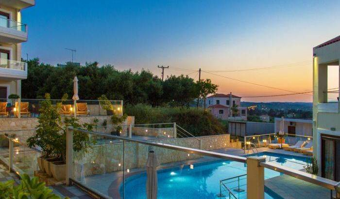 Esthisis Suites - Get cheap hostel rates and check availability in Platanias 44 photos