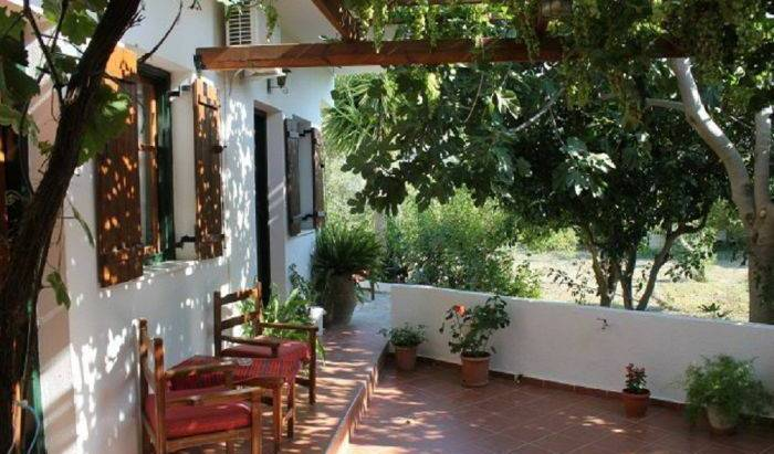 Hariklia Rent Rooms -  Ano Zaros, best bed & breakfasts for vacations in Réthymnon (????????), Greece 27 photos