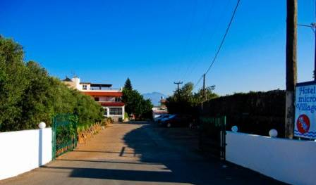 Hotel Mikro Village, bed and breakfast holiday 18 photos