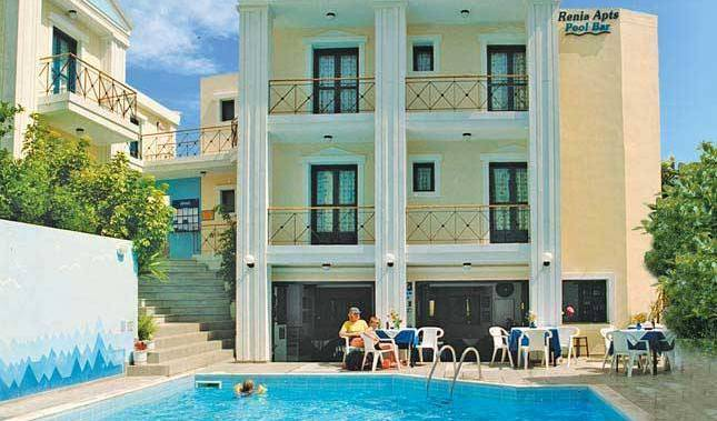 Renia Hotel Apartments -  Irakleion, high quality holidays 32 photos