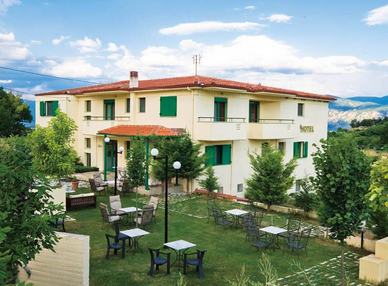 Elimeia 3 Hotel, Ano Komi, Greece, Greece hostels and hotels