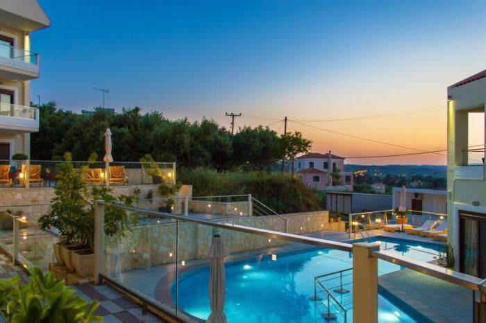 Esthisis Suites, Platanias, Greece, Greece hostels and hotels