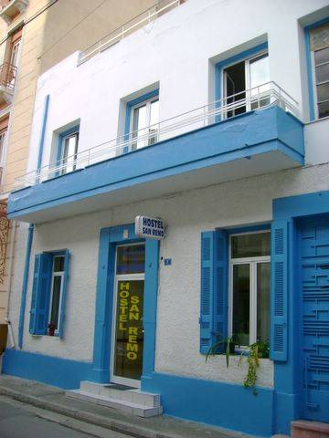 Hostel  San Remo, Athens, Greece, Greece hostels and hotels
