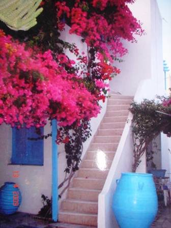 Hotel Karterados, Santorini, Greece, hostels, special offers, packages, specials, and weekend breaks in Santorini