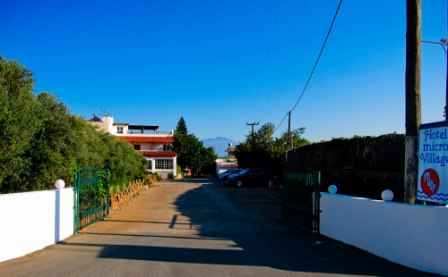 Hotel Mikro Village, Ayios Nikolaos, Greece, Greece bed and breakfast e alberghi
