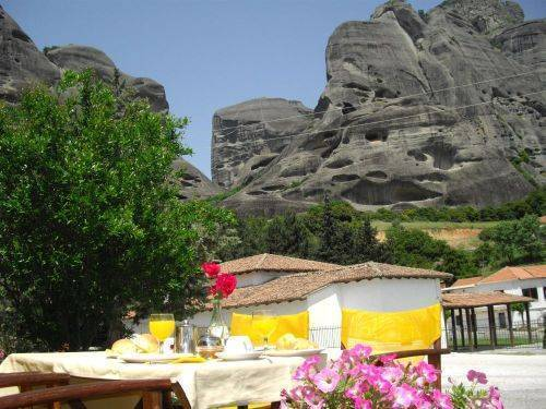 Hotel Odysseon, Kalambaka, Greece, Greece bed and breakfasts and hotels
