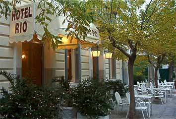 Hotel Rio Athens, Athens, Greece, bed & breakfasts with rooftop bars and dining in Athens