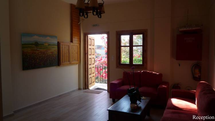 Ifigenia's Rooms, Kardamili, Greece, Greece hostels and hotels