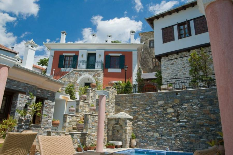 Palladio Hotel, Portaria, Greece, Greece hostels and hotels