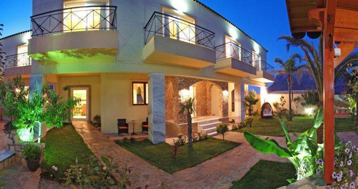 Paradice Hotel, Chania, Greece, where are the best new bed & breakfasts in Chania