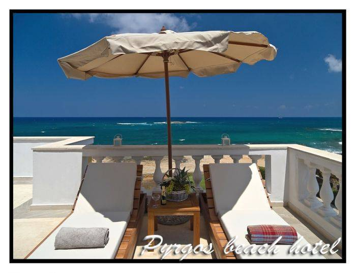 Pyrgos Beach Apartments, Malia, Greece, Greece bed and breakfasts and hotels