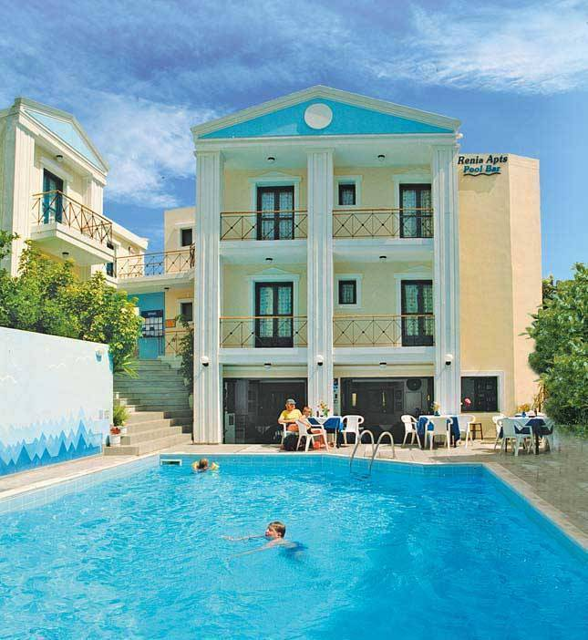 Renia Hotel Apartments, Irakleion, Greece, Greece hostels and hotels