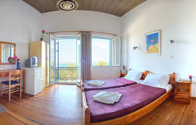Rent Rooms The Sea-Front, Rethymnon, Greece, Greece hostels and hotels