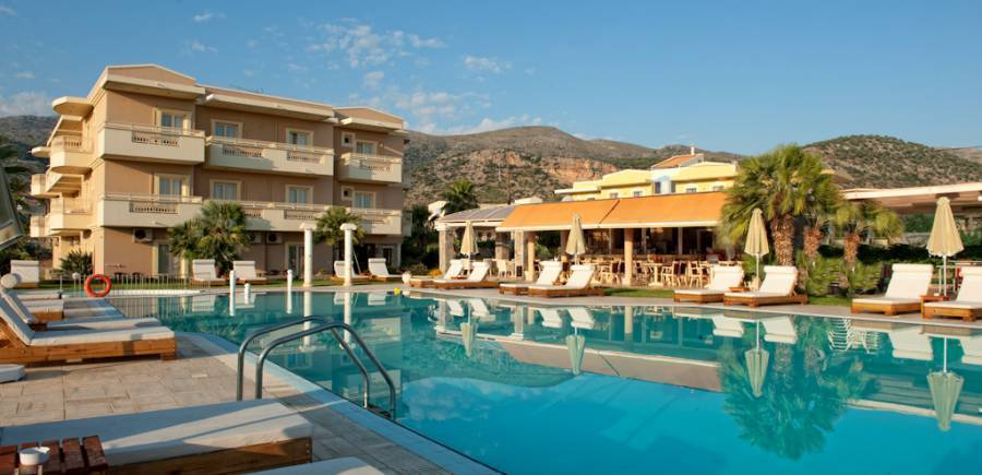 Socrates Hotel, Malia, Greece, compare deals on bed & breakfasts in Malia