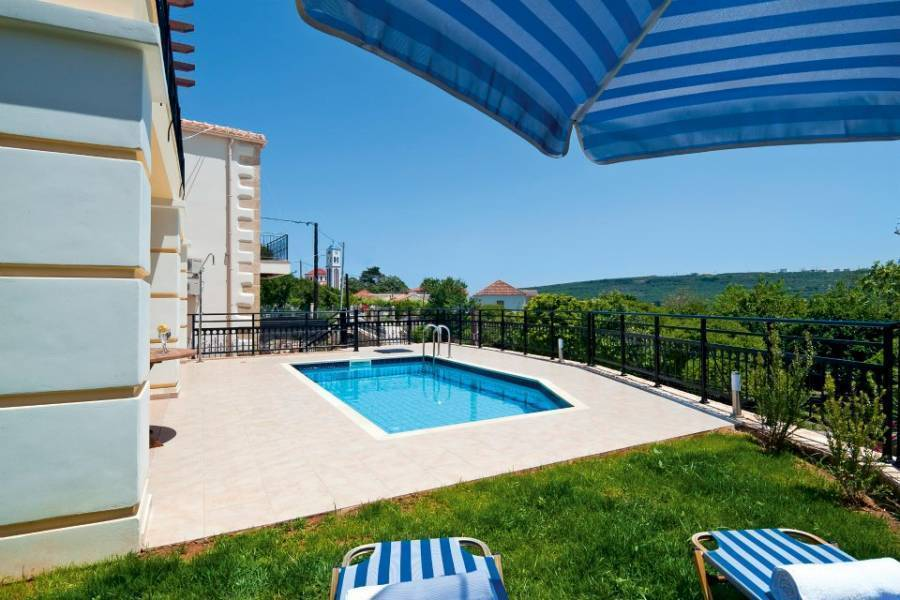 Villa Eleytheria, Chania, Greece, Greece bed and breakfasts and hotels