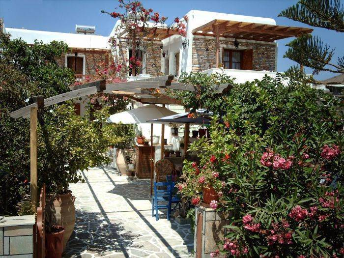 Villa Mata, Ios, Greece, Greece bed and breakfasts and hotels