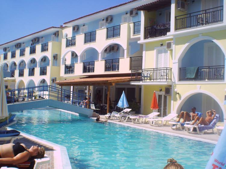 Vossos Apartments, Zakynthos, Greece, bed & breakfasts in ancient history destinations in Zakynthos