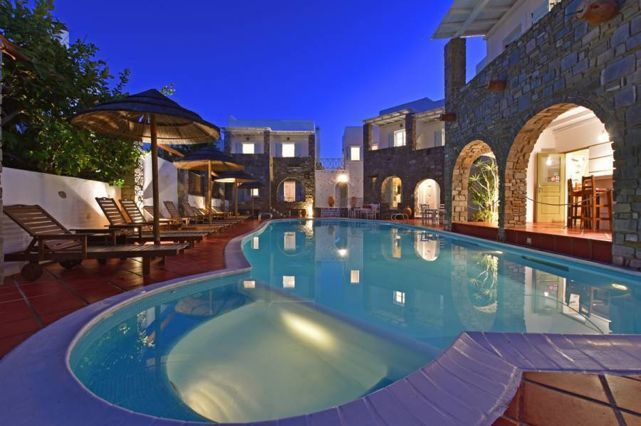 Zefi Hotel, Naousa, Greece, Greece hostels and hotels