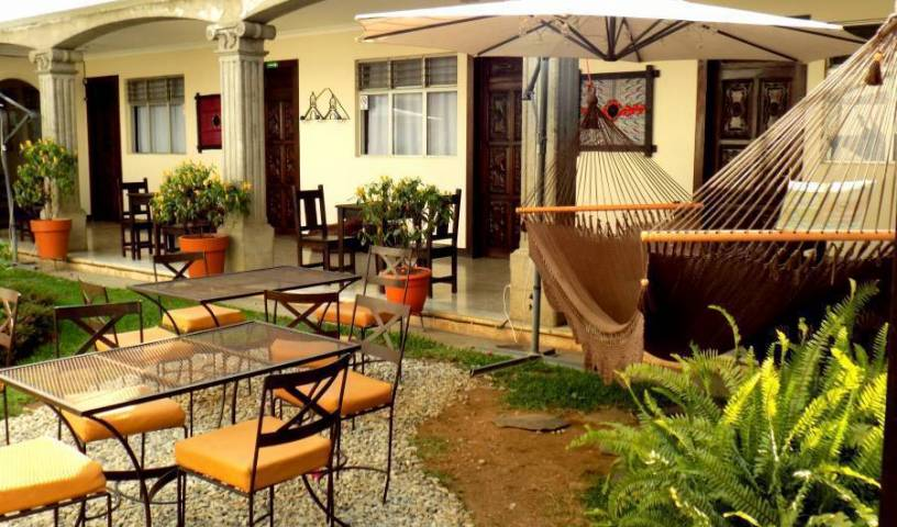 Hostal Posada de San Carlos - Get cheap hostel rates and check availability in Antigua Guatemala 14 photos
