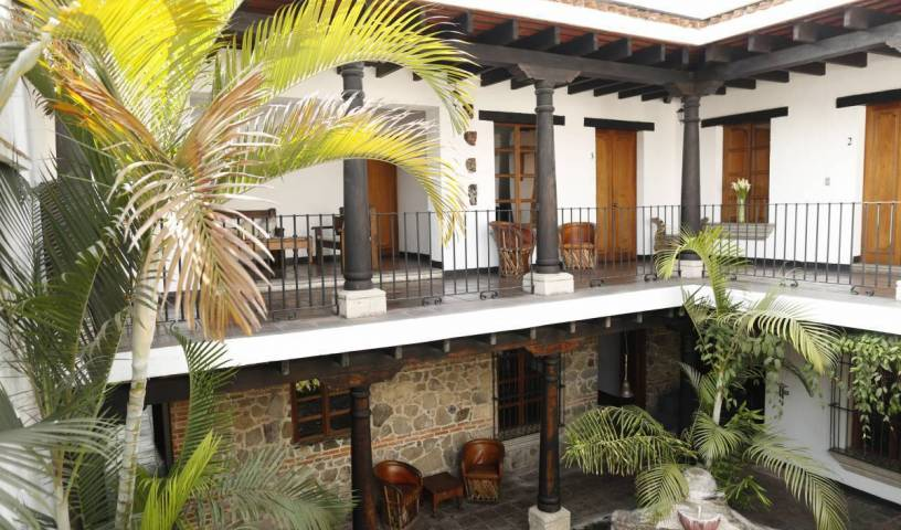 Hotel Boutique La Merced, Quetzaltenango, Guatemala bed and breakfasts and hotels 17 photos