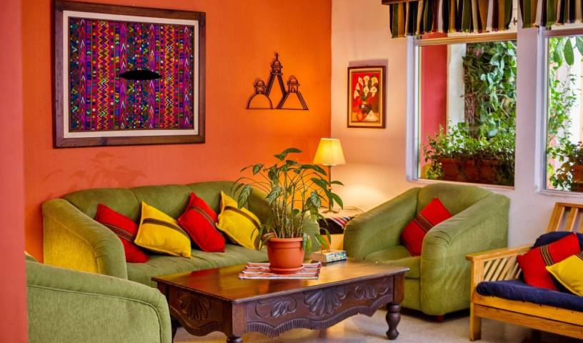 Hotel Casa Rustica - Get cheap hostel rates and check availability in Antigua Guatemala 61 photos