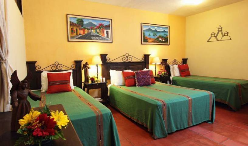 Posada Dona Luisa - Get cheap hostel rates and check availability in Antigua Guatemala 35 photos