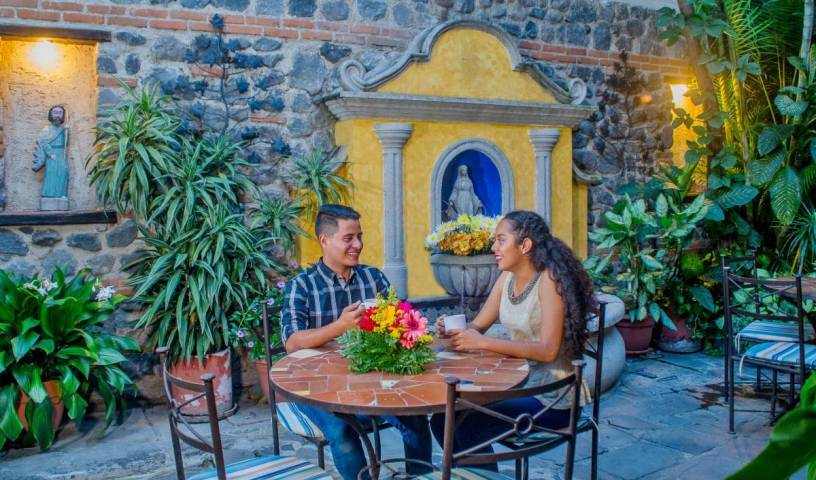 Posada Don Valentino - Get cheap hostel rates and check availability in Antigua Guatemala 44 photos