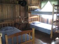 Hostal Hermano Pedro Tikal, Tikal, Guatemala, Pobyt w łóżku & Śniadanie i spotkać się w prawdziwym świecie, a nie broszurze turystycznej w Tikal