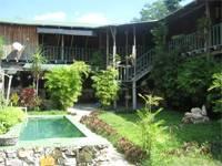 Hostal Hermano Pedro Tikal, Tikal, Guatemala, Guatemala nocleg i śniadanie oraz hotele
