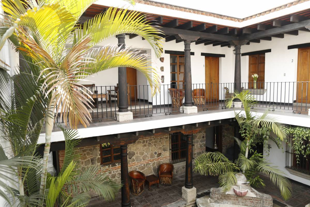 Hotel Boutique La Merced, Antigua Guatemala, Guatemala, Guatemala bed and breakfasts en hotels