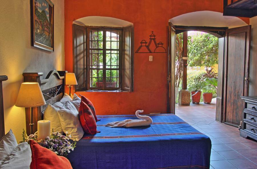 Hotel Casa Antigua, Antigua Guatemala, Guatemala, Guatemala bed and breakfasts and hotels