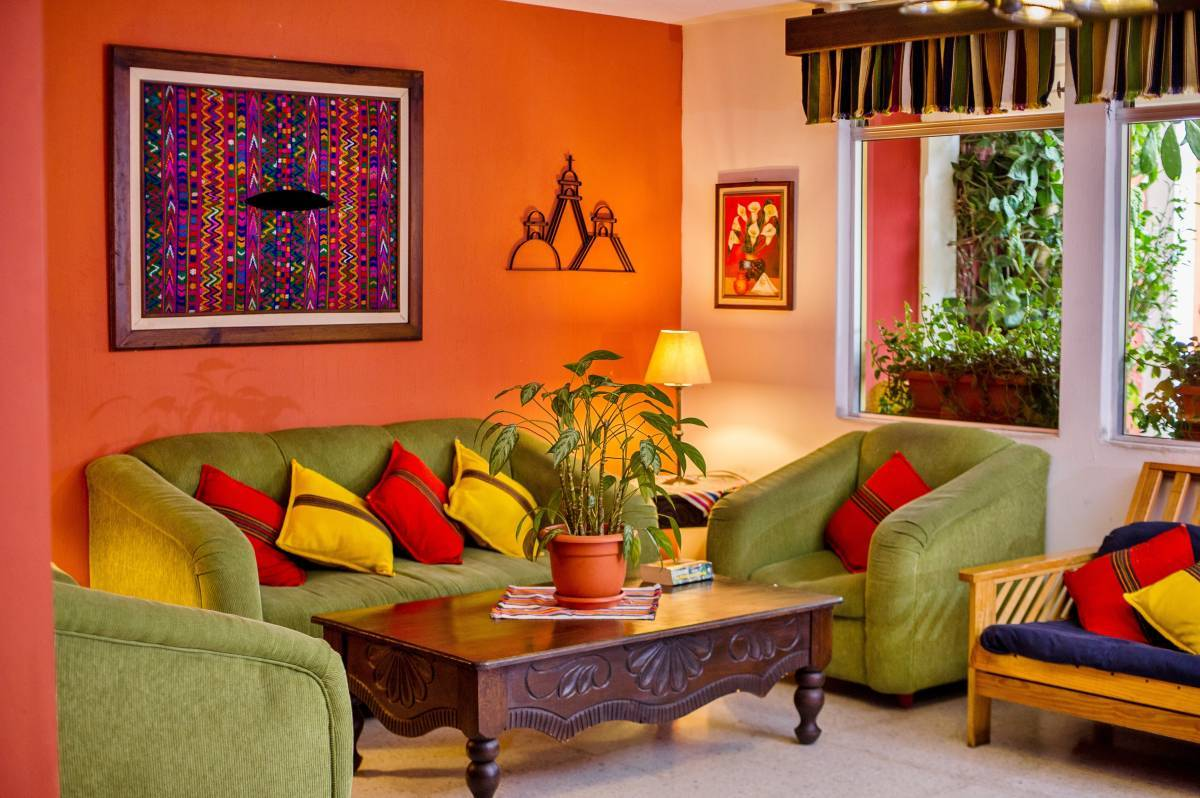 Hotel Casa Rustica, Antigua Guatemala, Guatemala, Guatemala hostela i hotela