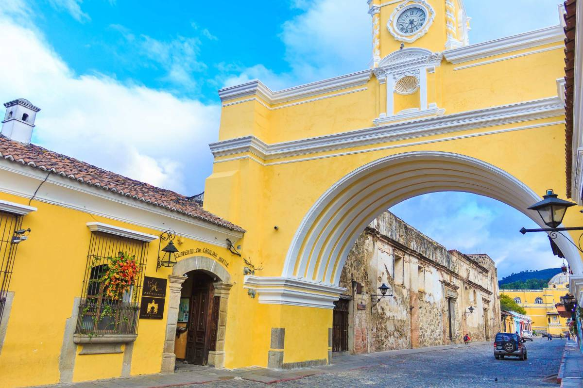 Hotel Convento Santa Catalina, Antigua Guatemala, Guatemala, list of best international bed & breakfasts and hotels in Antigua Guatemala