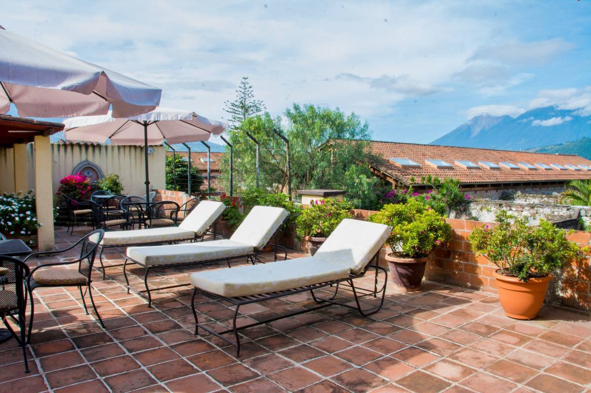 Hotel Las Camelias Inn, Antigua Guatemala, Guatemala, hostel deal of the week in Antigua Guatemala