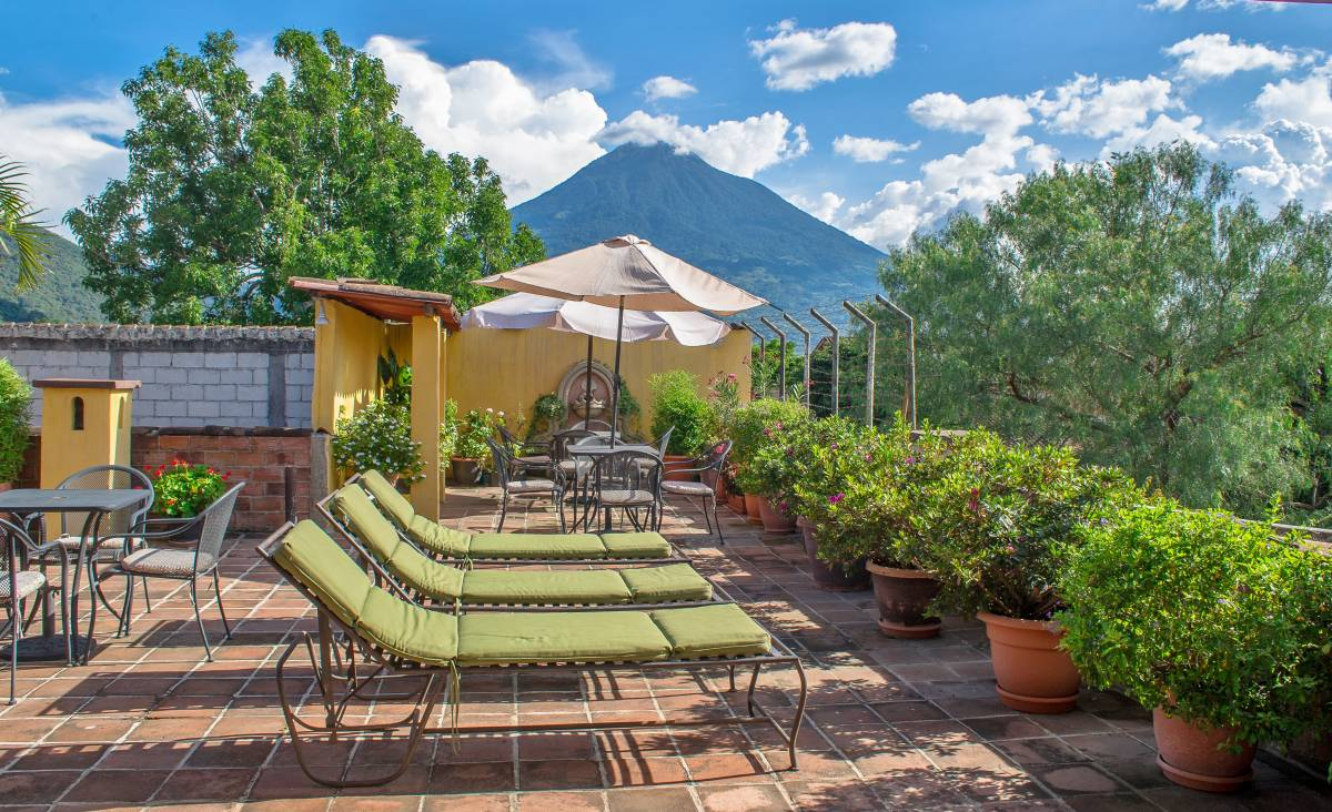 Hotel Las Camelias Inn, Antigua Guatemala, Guatemala, Guatemala bed and breakfasts en hotels