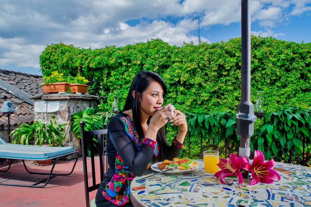 Hotel Meson del Valle, Antigua Guatemala, Guatemala, local tips and recommendations for hostels, motels, backpackers and B&Bs in Antigua Guatemala