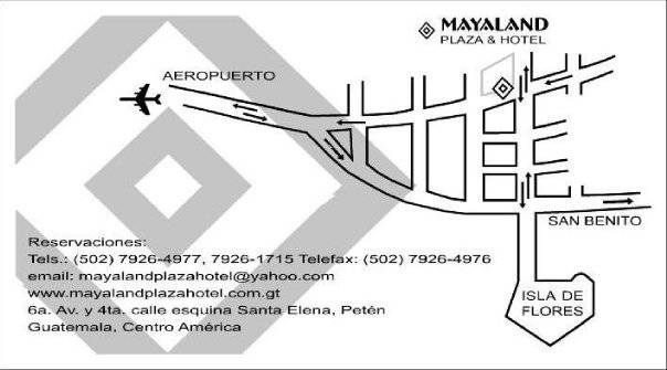 Mayaland Plaza Hotel, Flores, Guatemala, popular locations with the most bed & breakfasts in Flores