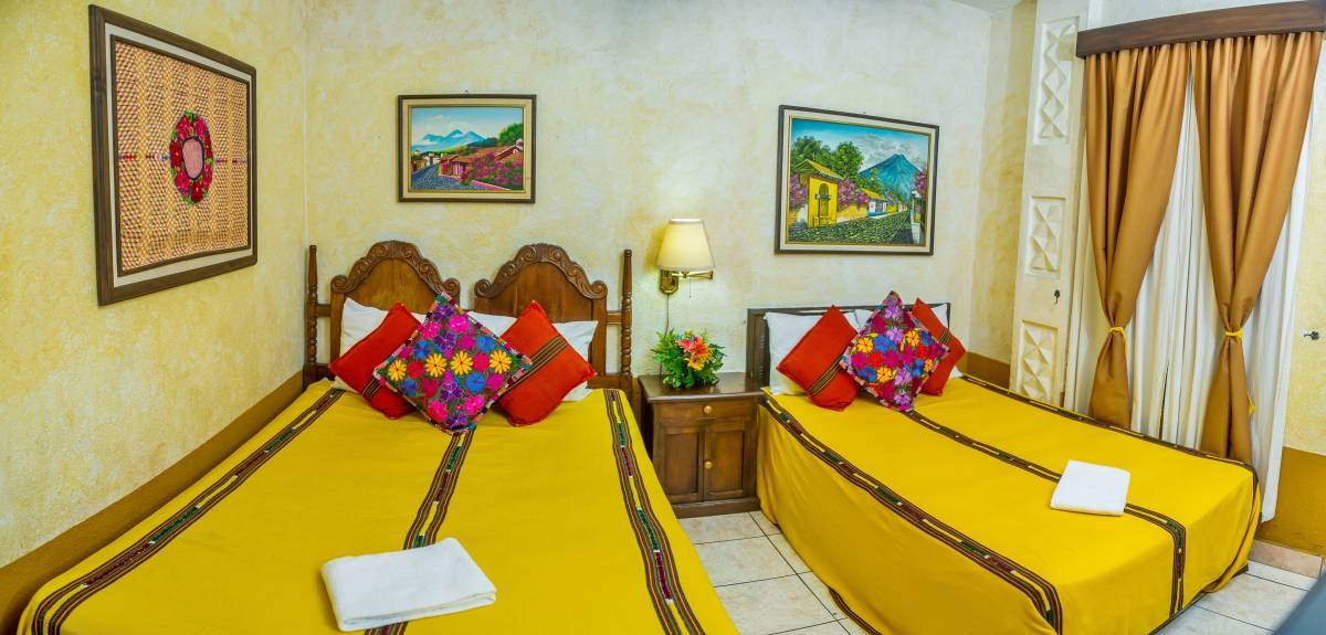 Posada Don Valentino, Antigua Guatemala, Guatemala, bed & breakfasts and hotels for fall foliage in Antigua Guatemala