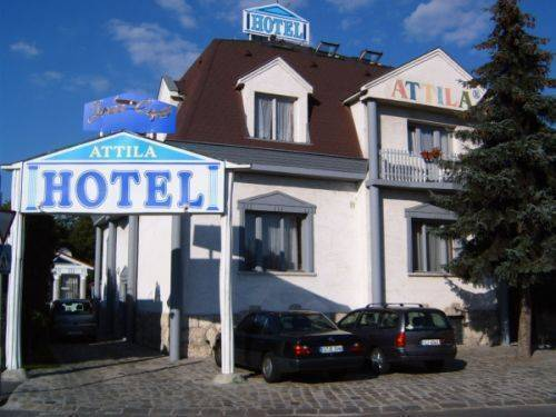Attila Hotel And Pension, Budapest, Hungary, Hungary hostels and hotels