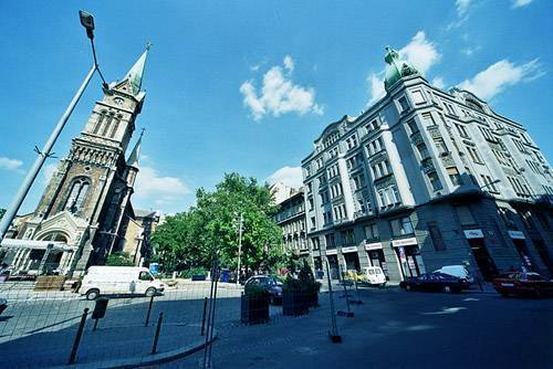 Bakats Apartments, Budapest, Hungary, Hungary hostels and hotels