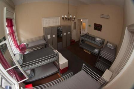 Barocco Hostel, Budapest, Hungary, compare with famous sites for hostel bookings in Budapest