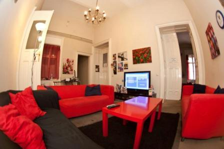 Barocco Hostel, Budapest, Hungary, Hungary hostels and hotels