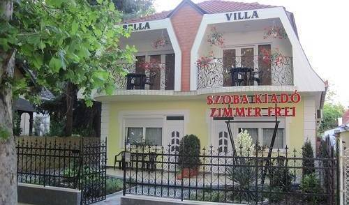 Bella Villa, Balatonlelle, Hungary hostels and hotels 10 photos
